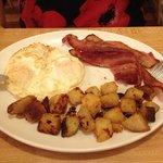 Breakfast offer..