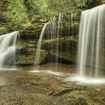 Hidden Falls, near Cedar Falls