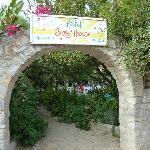 entrance to Jennys House