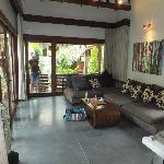 Wohnzimmer Villa 5