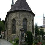 Margarethen Kapelle, St. Peter Bezirk, Salzburgo, Austria.