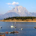 Picture perfect - Mt. Moran