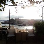 Vista do Hotel Amphora