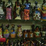 Artesanías en el Mercado Modelo