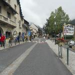 The town of Saint-Sary-Soulon