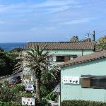 海に近い室戸荘