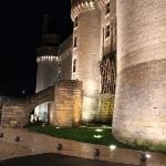Chateau Langeais from Pont Levis restaurant (also recommended!)