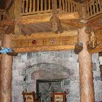 Wilderness Lodge Villas Lobby