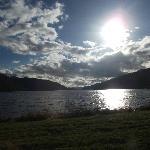Loch Long from hotel
