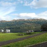 Loch Lomond at Tarbet