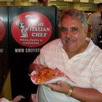 Best Pizza & Wings @ Italian Chef
