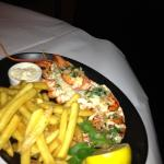 Lobster & Chips - Amazing!
