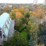 HI Stevenage - View from room