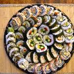The Gochi Style platter. Serves 4 @ €25