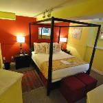 Garden Suite - Sleeping Room