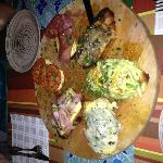 Bruschetta like no other! Delicious