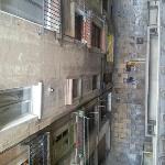 foto scattata dal balcone della mia camera
