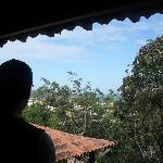 Nuestra vista desde la habitacion