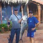 huespedes en pesca