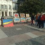 mostra di valenti sconosciuti pittori