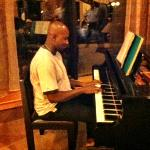 Hotel Laico l'Amitie Bamako (pianista)