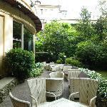 Diana garden