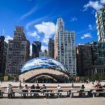 Cloud Gate, Millenium Park, Chicago, IL