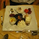 dessert gourmand