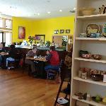 Natasha's Market Cafe, Floyd, Va