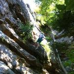 Torrent Falls Climbing Adventure