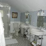 Bathroom in Second Room