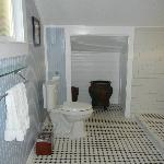 Bathroom in First Room