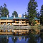 Foto de Lakedale Resort at Three Lakes