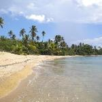 Beach on South West Vieques