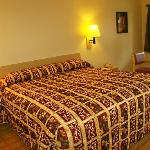 King size bed comfortable serta beds