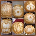 Nuestros cafés, muy especiales