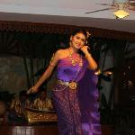 lovely Thai dancer