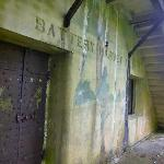 Battery inscriptions - Fort Canby