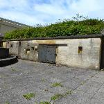 Rear view fort Canby