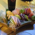 Sashimi mixed platter