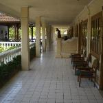 Semawang Beach Hotel Foto