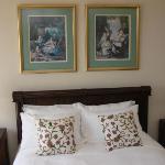 En-suite with led dstv, wireless internet, hospitality trays,bar fridge