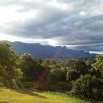Views of the Border Ranges