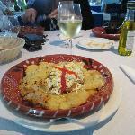 Codfish Dinner