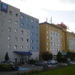 """Hotel """"Ibis"""" und """"Ibis budget"""" Luxemburg"""