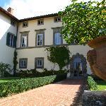 the Villa di Piazzano
