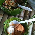 Banana Leaf Bowls
