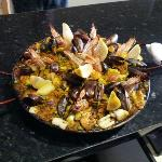Authentic Paella pre order min 4 people