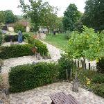 Jardins des gîtes