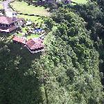 Localizacion del Hotel La Casa del Risco